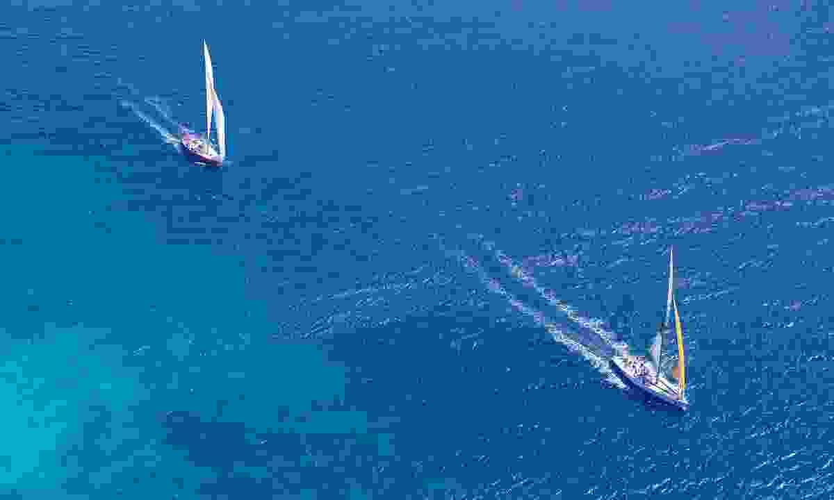 Barbados sailing week (Visit Barbados)