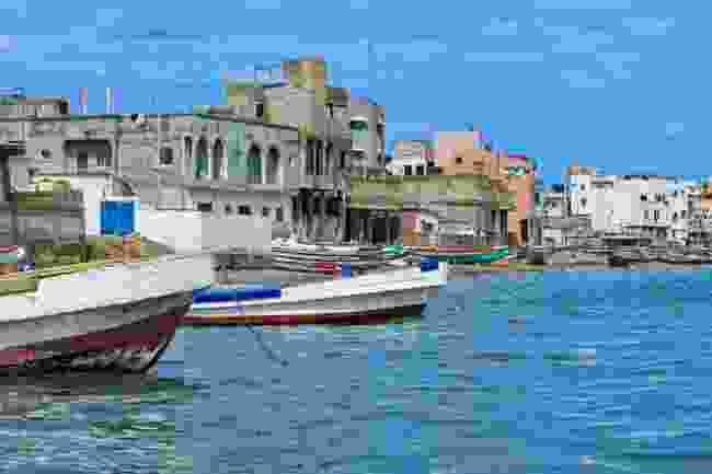 The Senegal capital of Dakar (Shutterstock)