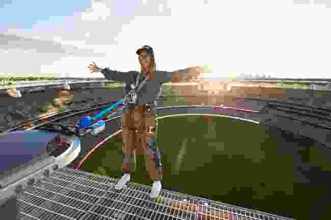 A Halo roof tour at Optus Stadium, Perth (Tourism WA)