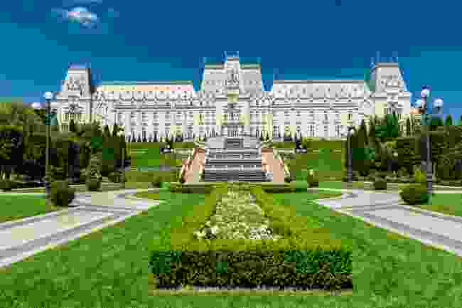 Palace of Culture, Romania (Shutterstock)