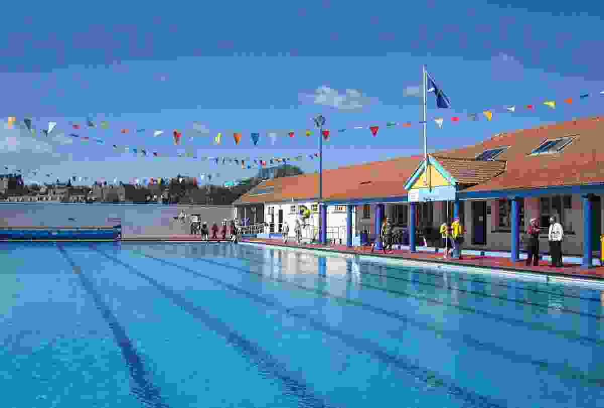 Stonehaven Open Air Pool (Stonehaven Open Air Pool)