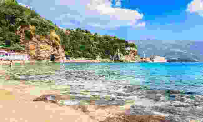 The sandy beaches of Budva (Dreamstime)