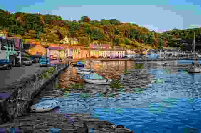 Fishguard Harbour (Nigel Jarvis/Shutterstock)