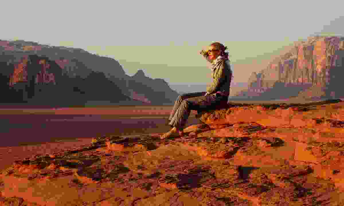 Soaking up the grandeur of Wadi Rum (Dreamstime)