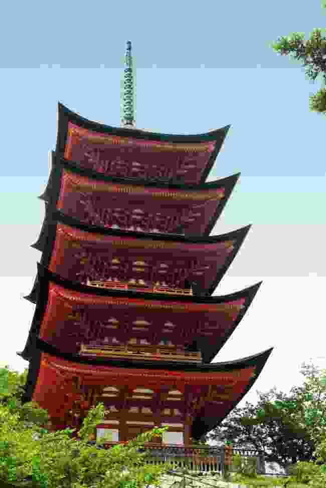 Miyajima pagoda (Mark Stratton)
