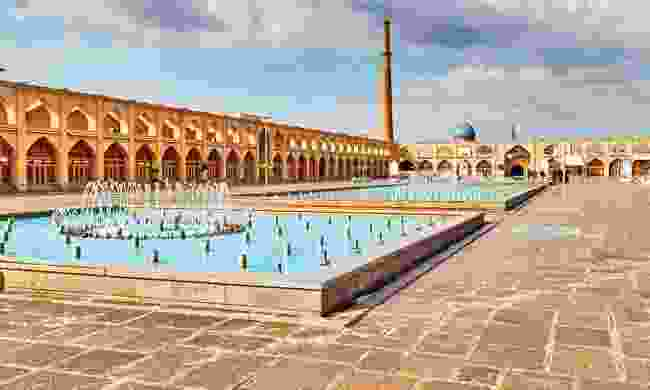 Isfahan public square (Shutterstock)