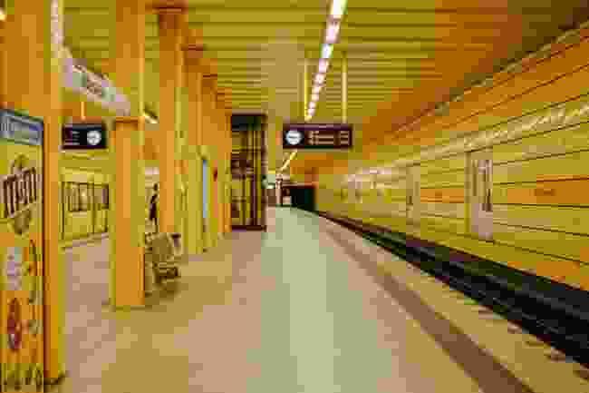 Weberwiese Station, Berlin (Shutterstock)