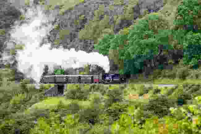 Brecon Mountain Railway (Shutterstock)