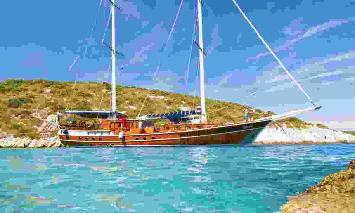 Your Turkish-built gulet (Peter Sommers Travel)