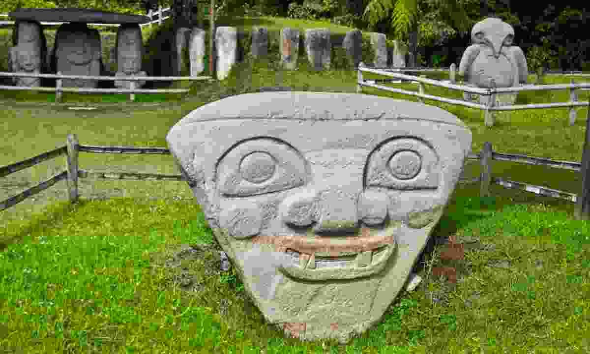 Archaeological Park in San Agustin (Shutterstock)
