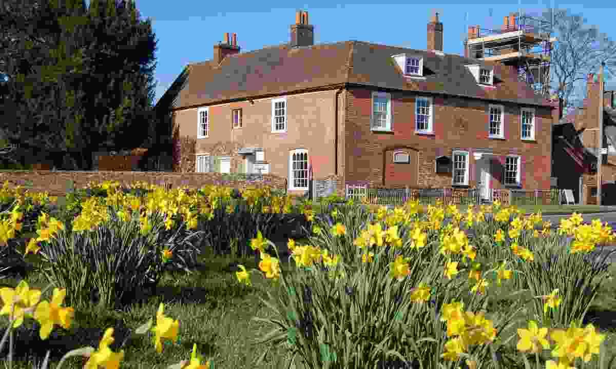 Jane Austen's house in Chawton (Shutterstock)