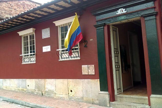Casa de Poesía Silva, Bogotá, Colombia (Poesía Silva)