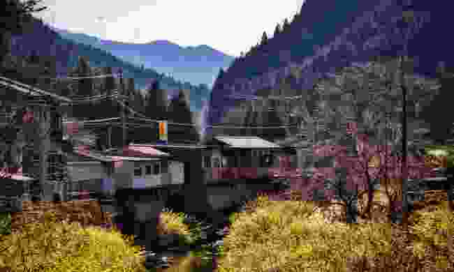 Visit Dorogawa Onsen (Tom Fay)
