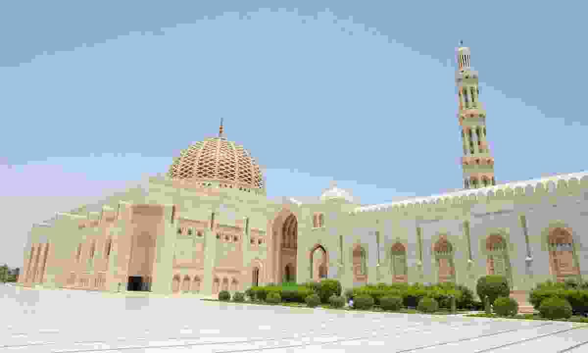 Sultan Qaboos Grand Mosque (Dreamstime)