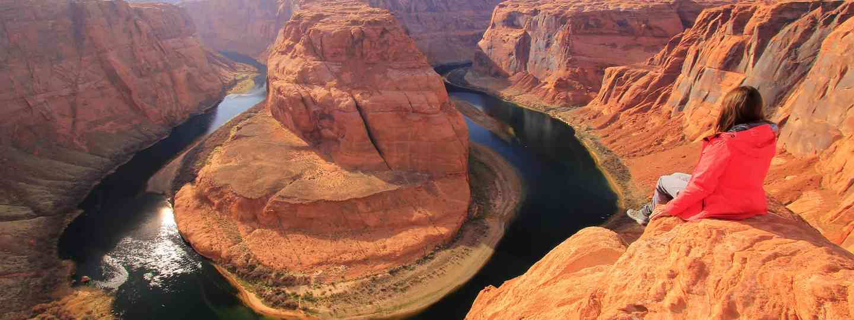 Horseshoe Bend, Arizona, USA (Dreamstime)