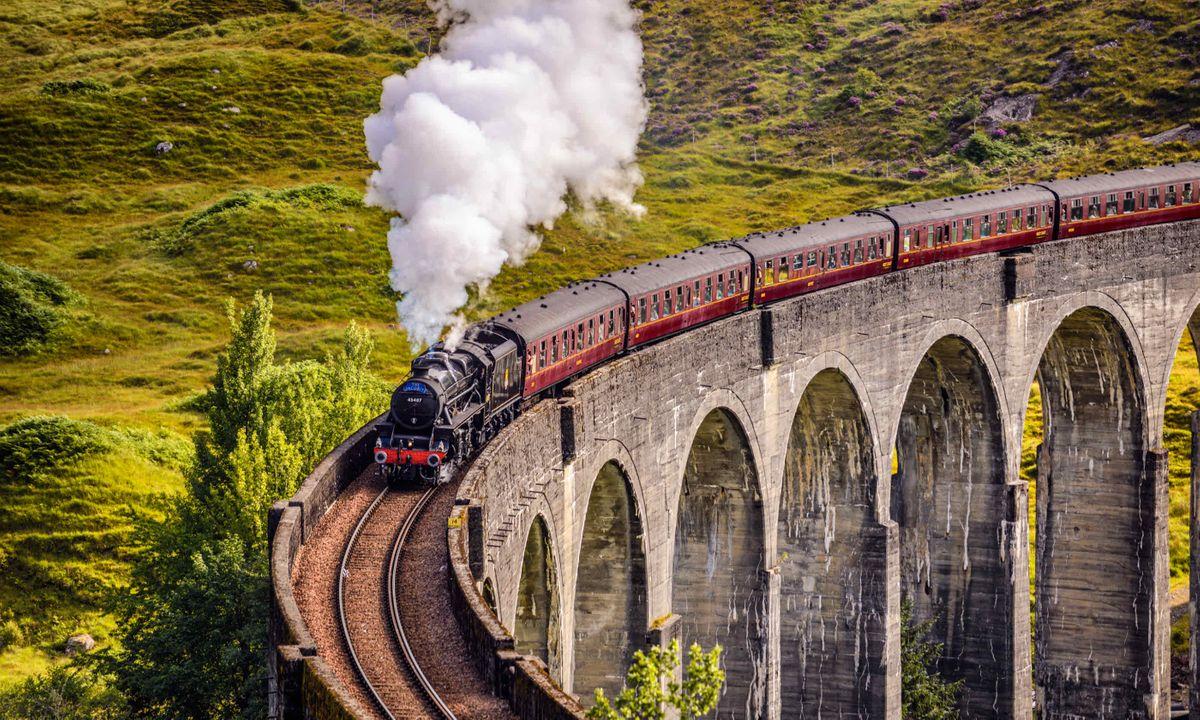 Britain's 5 most scenic rail journeys | Wanderlust
