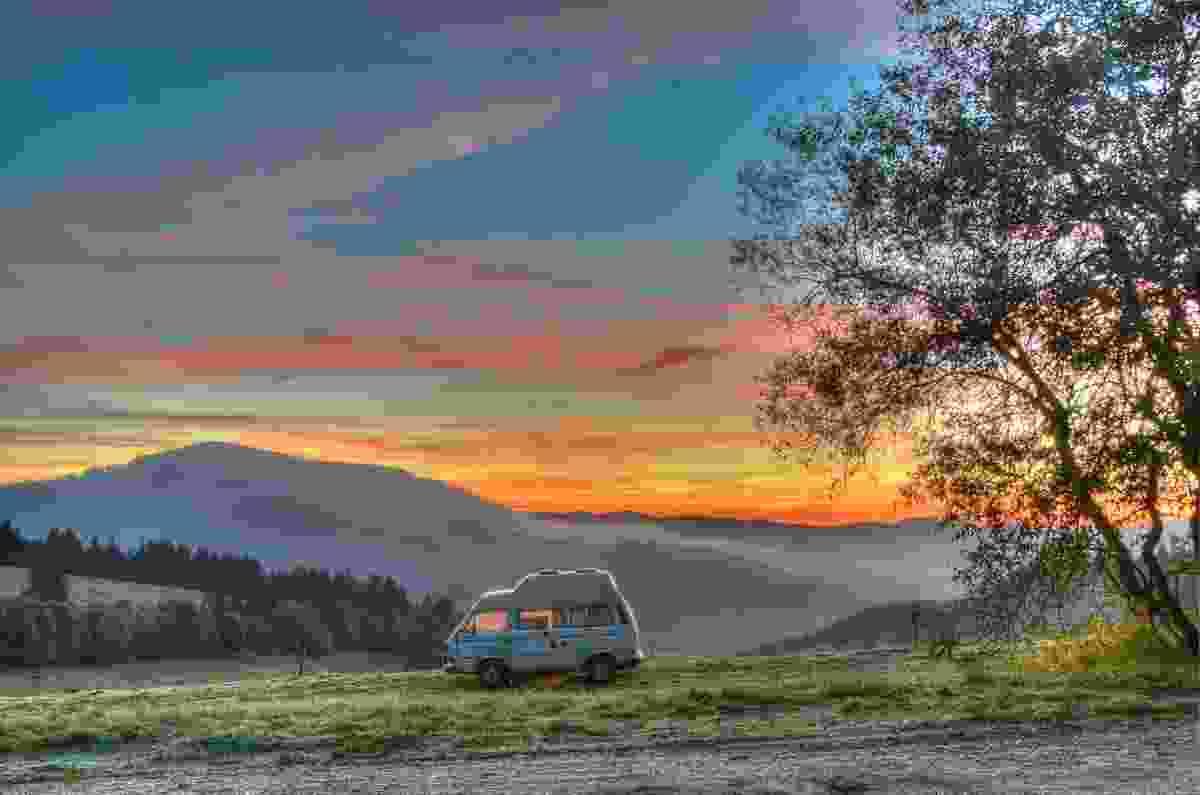 Campervanning. (Dreamstime)