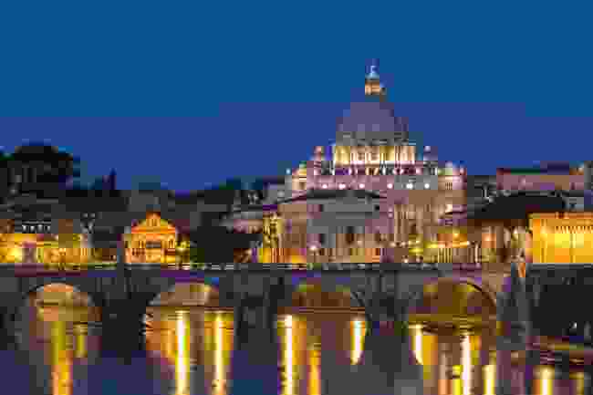 The Vatican (Dreamstime)