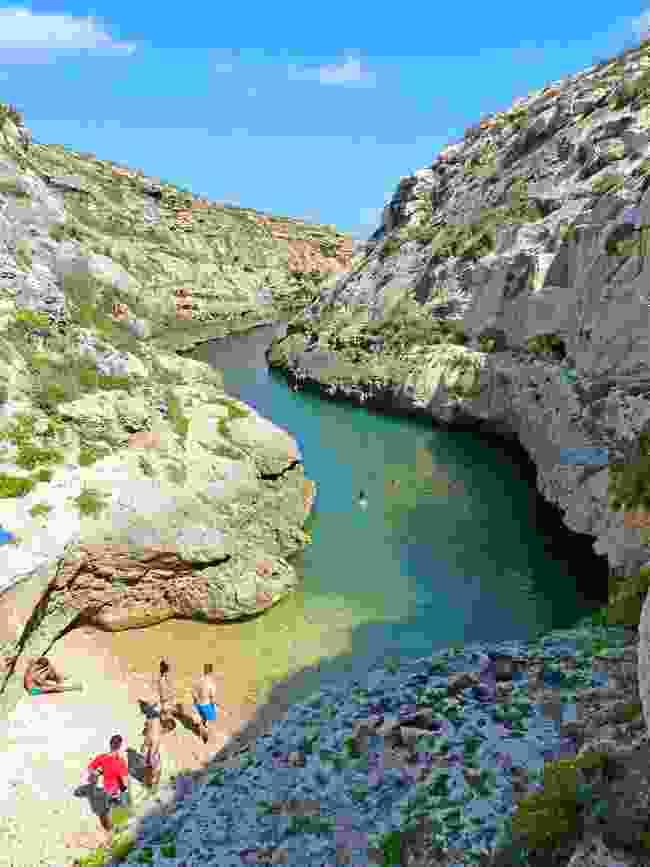 Wied il-Għasri, Gozo (Dreamstime)