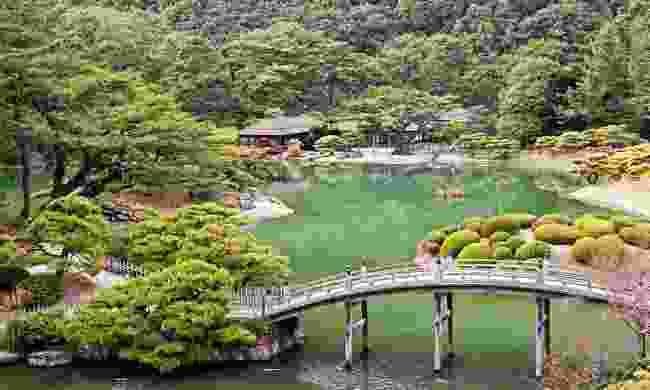 Ritsurin Garden (Dreamstime)