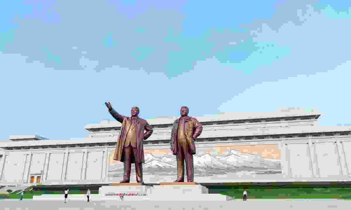 North Korea (Dreamstime)