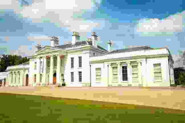 Hylands House (Shutterstock)