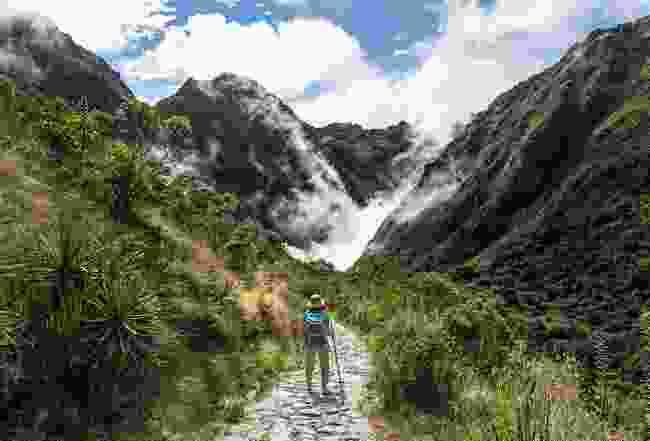 Walking the Inca Trail, Peru (Shutterstock)