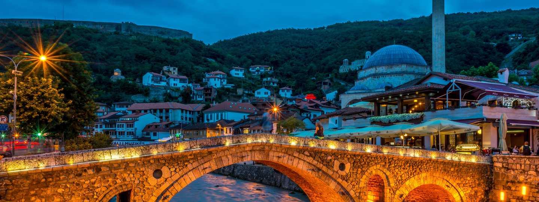 Priznen old town (Dreamstime)