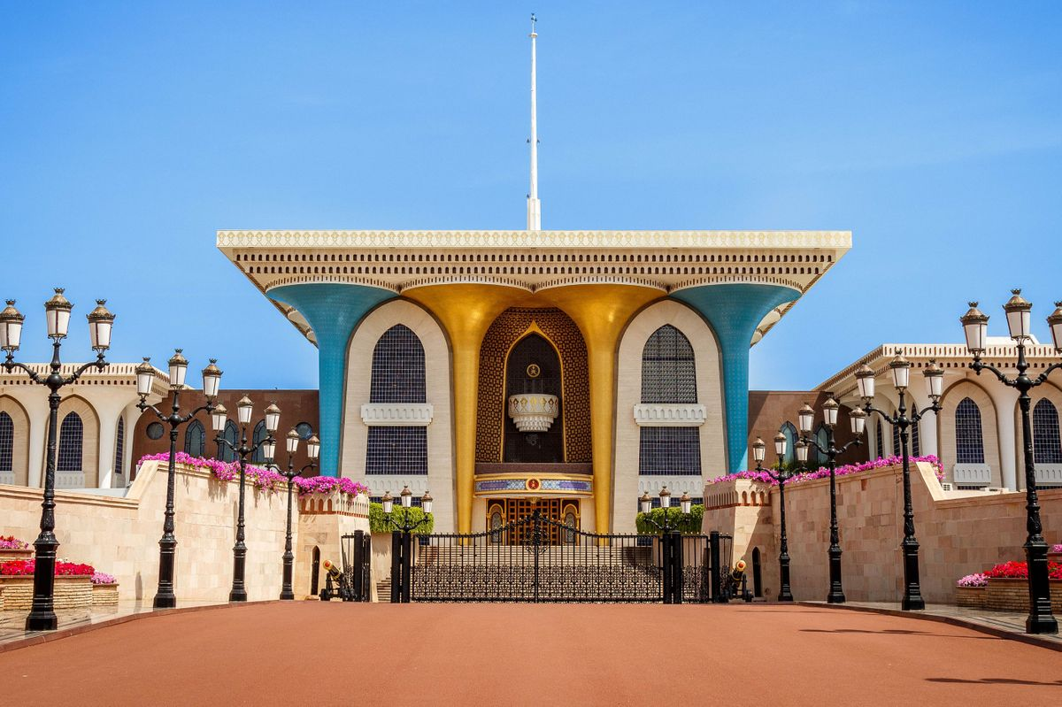 First 24 hours in Muscat, Oman | Wanderlust