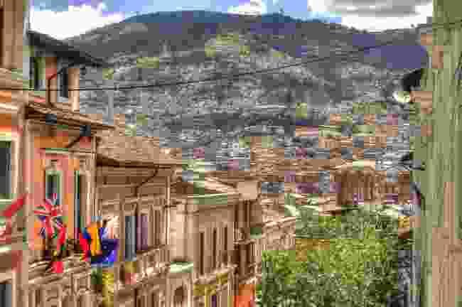 Quito, Ecuador (Shutterstock)