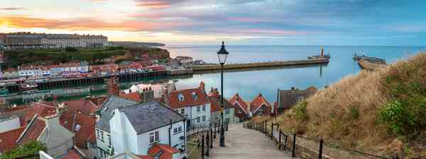 Scarborough to Whitby, Cleveland Way, North Yorkshire (Shutterstock)