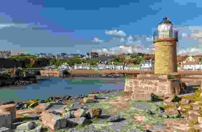 Harbour of Portpatrick in Dumfries and Galloway (Shutterstock)