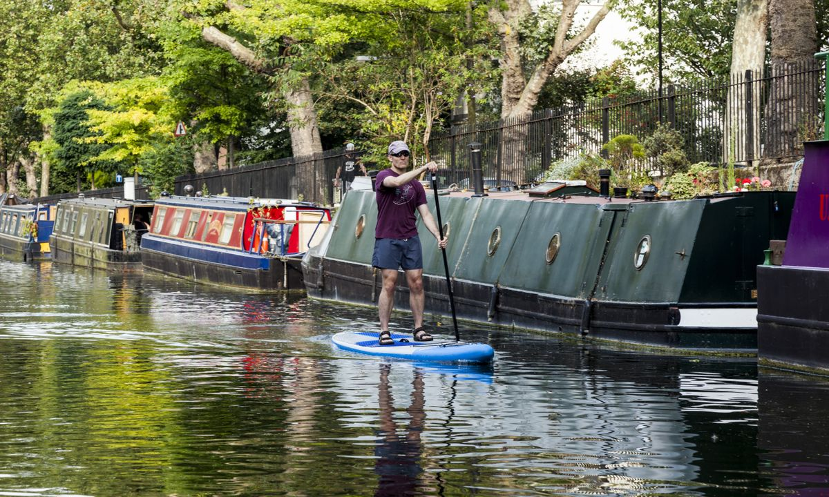 The UK's most spectacular places to stand-up paddleboard