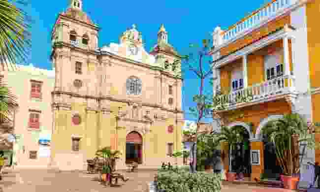 Cartagena, Colombia (Shutterstock)