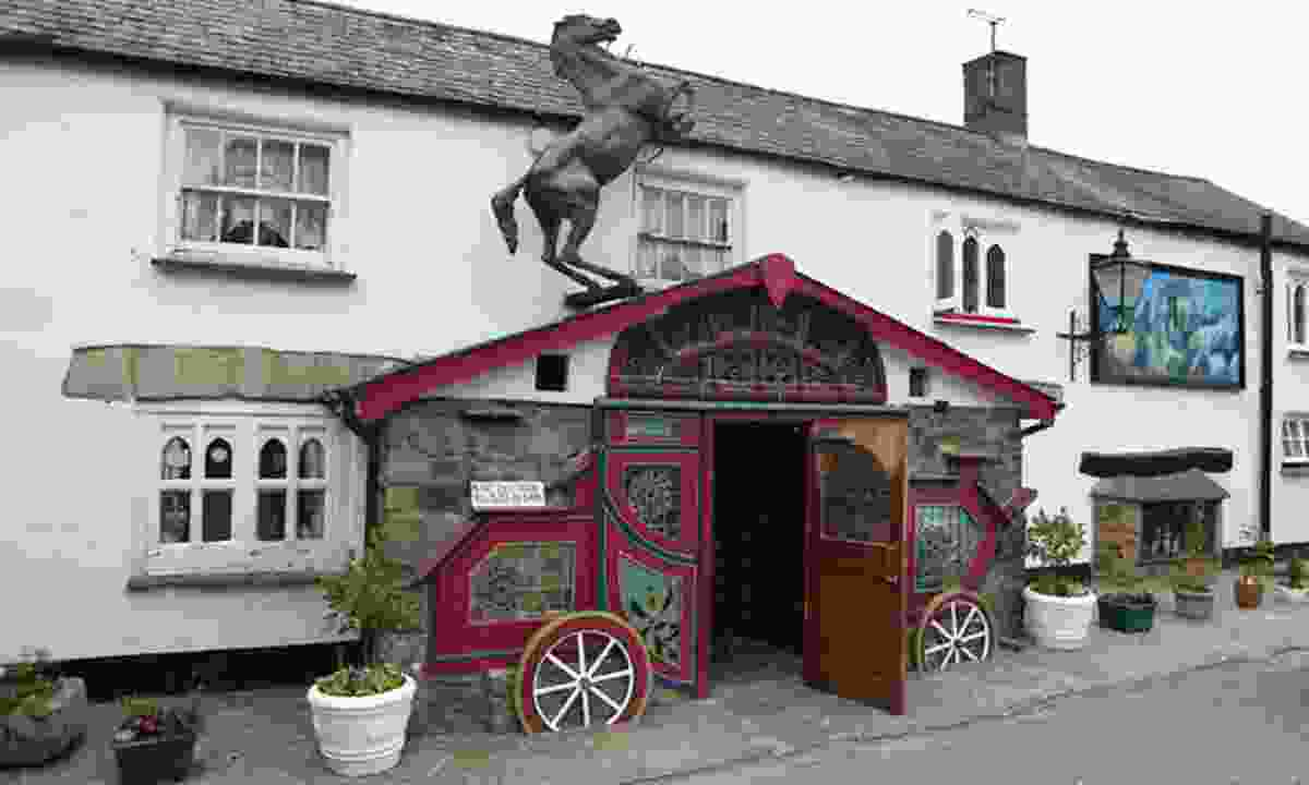 The Highwayman Inn, Dartmoor