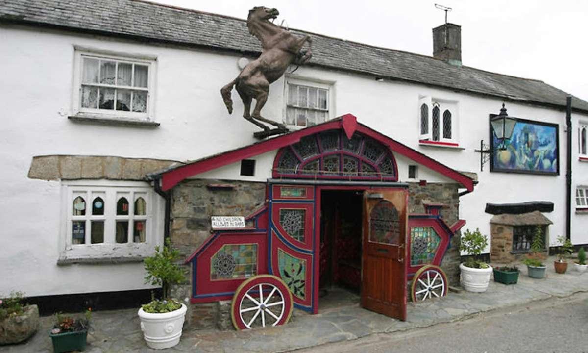 Horse and carriage entrance (TripAdvisor)