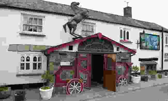 The Highwayman Inn, Dartmoor