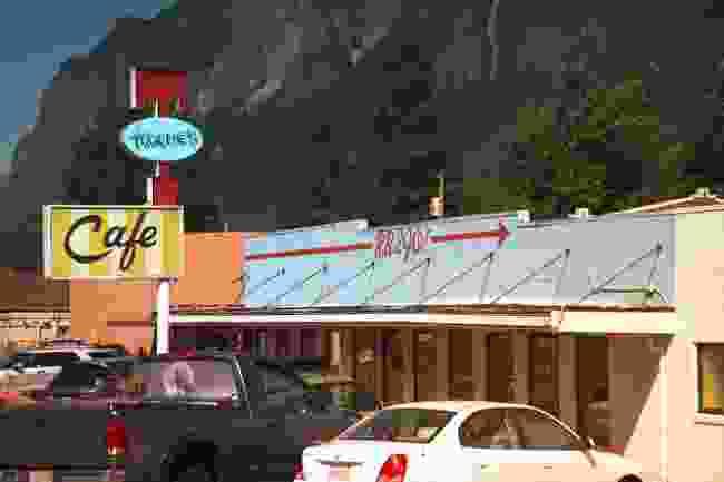 Twede's Cafe, Snoqualmie (Shutterstock)