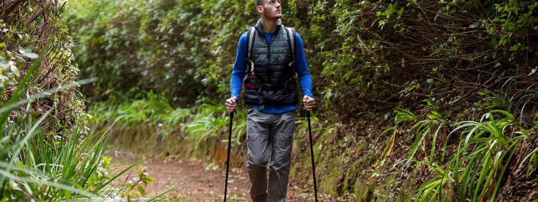 Man walking outdoors (Dreamstime)