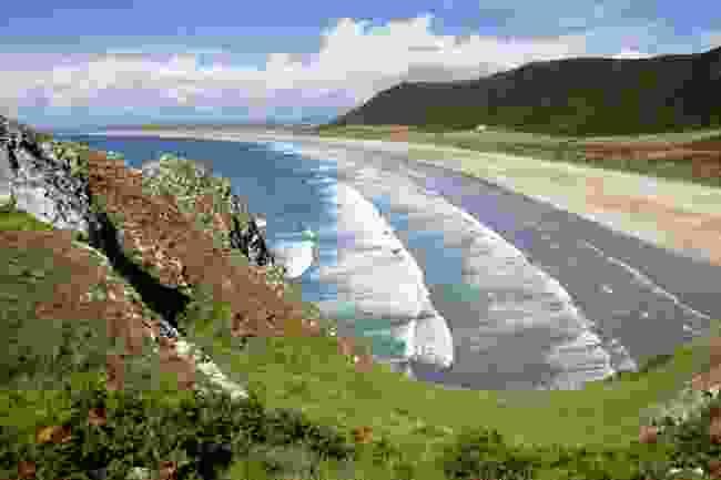 Rhossili Beach, Gower (Shutterstock)