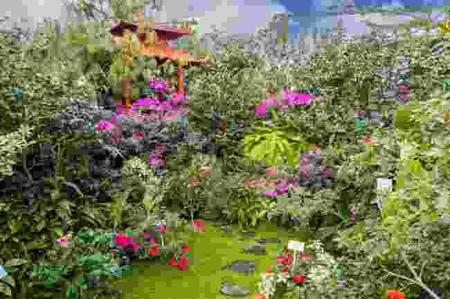 Anastasie Fatu Botanic Garden, Romania (Shutterstock)