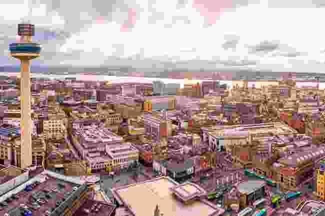 Radio City Tower, Liverpool (Shutterstock)
