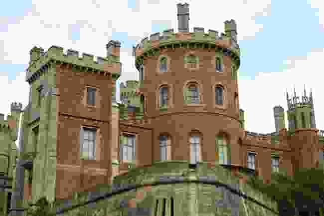 Belvoir Castle (Shutterstock)