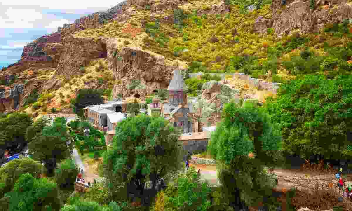 Geghard Monastery (Shutterstock)