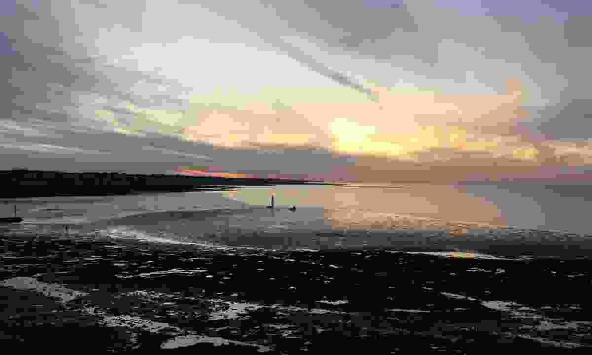 Sunset over Westgate (Sarah Guy)