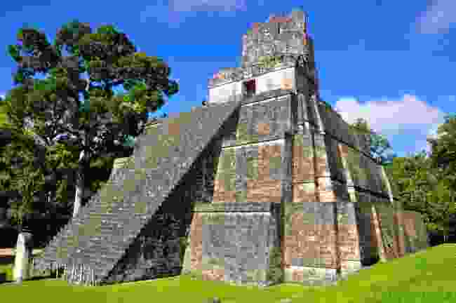 Tikal, Guatemala (Dreamstime)