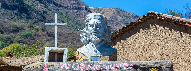 Che Guevara memorial (Dreamstime)