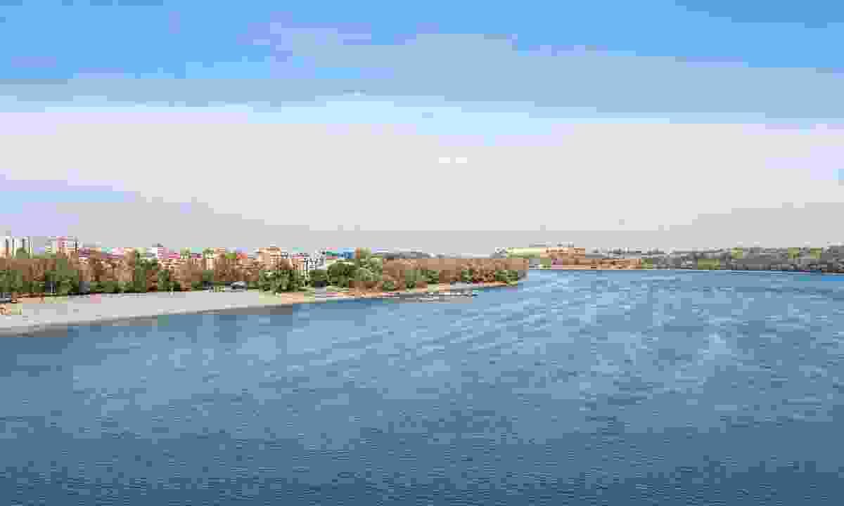 A view over  the Štrand beach (Dreamstime)