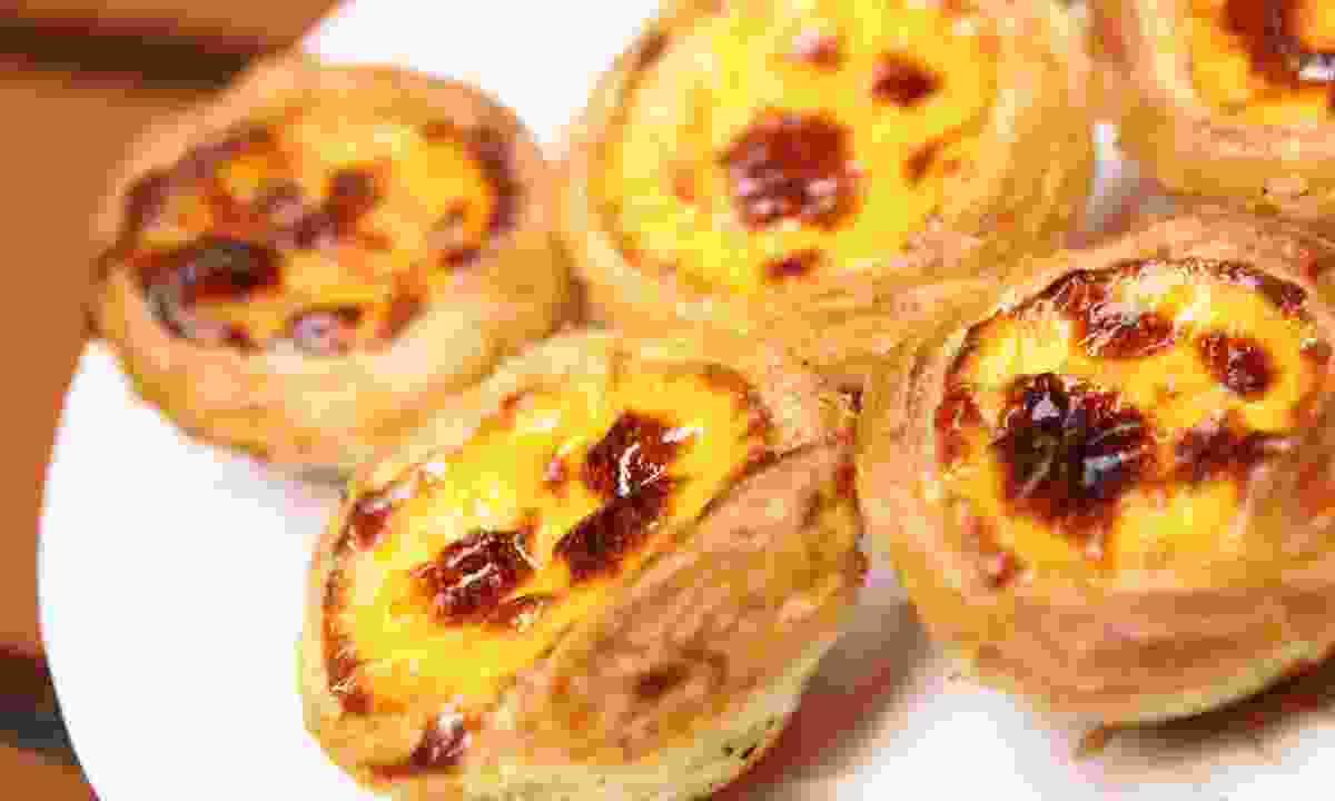 Egg tart (Dreamstime)