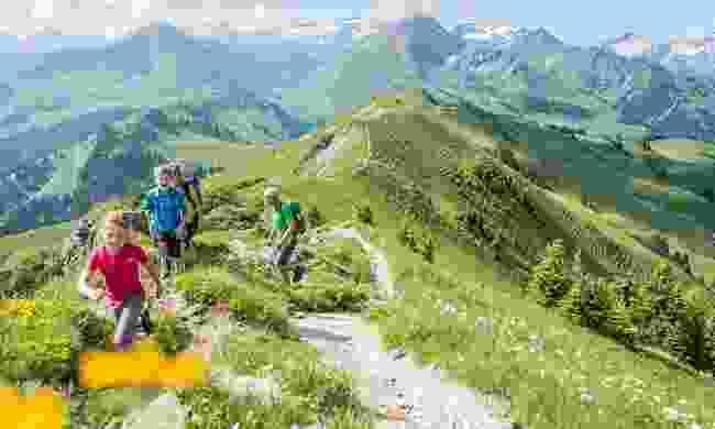 Ramble on the Rinderberg (Destination Gstaad)